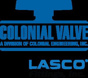 Colonial Valve logo